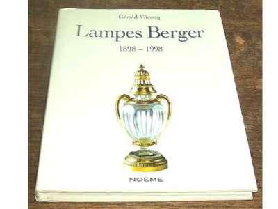 livre lampe berger par g rald vilcocq. Black Bedroom Furniture Sets. Home Design Ideas