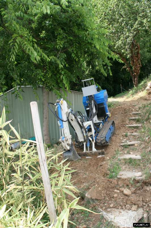 Marches escalier dans jardin 14048575941