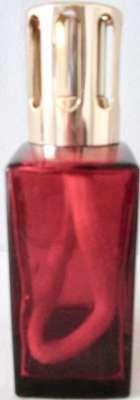Berger Paris Mille En 4351 Et Nuit Une Rouge Verre Lampe OP0wX8nk